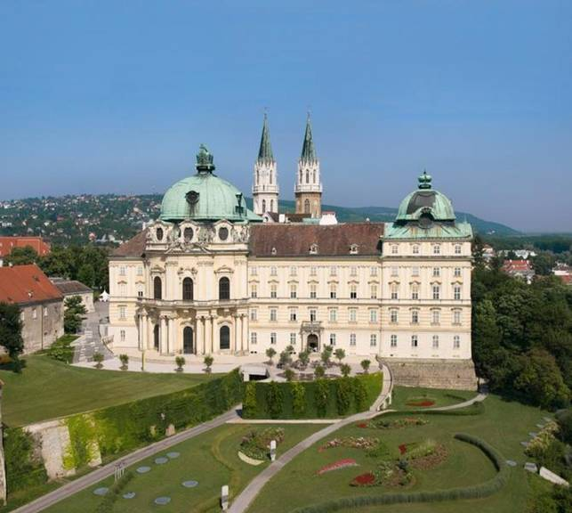 Stift Klosterneuburg/Michael Zechany