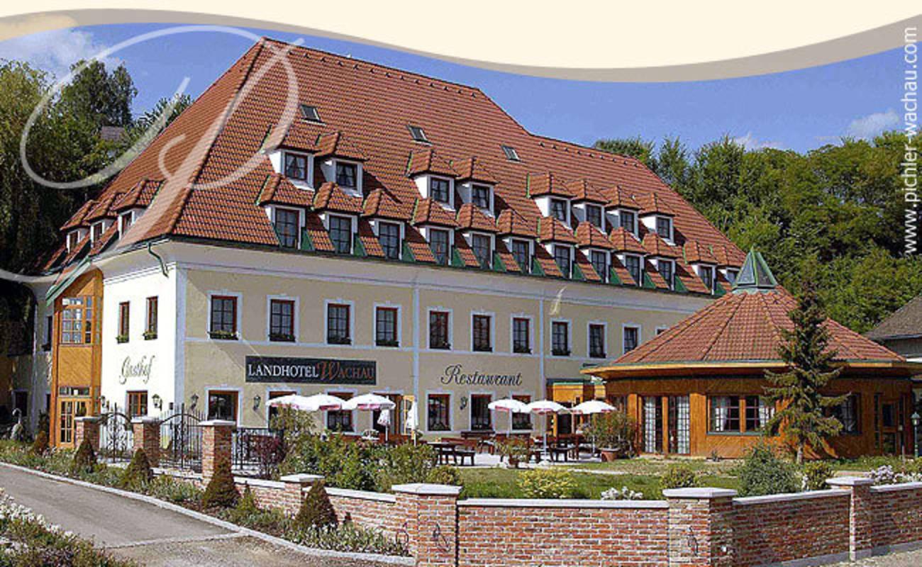 Aussenaufnahme BEST WESTERN Landhotel Wachau