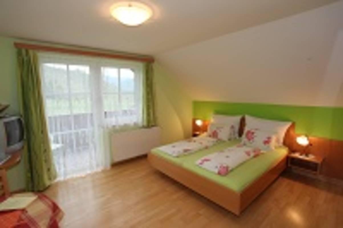 "Komfortdoppelzimmer ""Weinbergblick"""