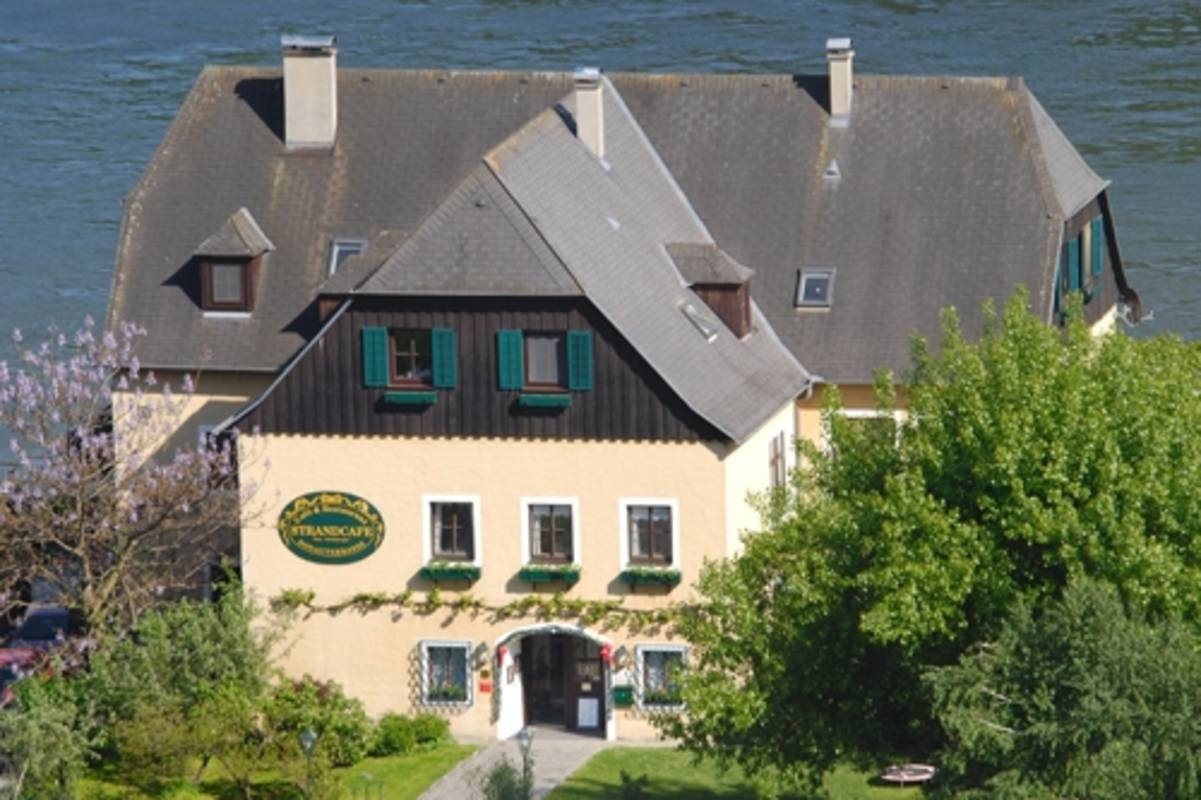 Terrassenrestaurant Strandcafe