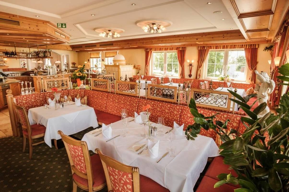 Restaurantbereich Wachauer Stube
