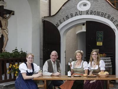 Weinbau Kronberger