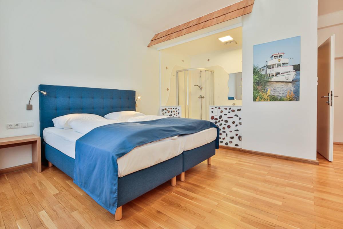 Hotel Unter den Linden Zimmer 204