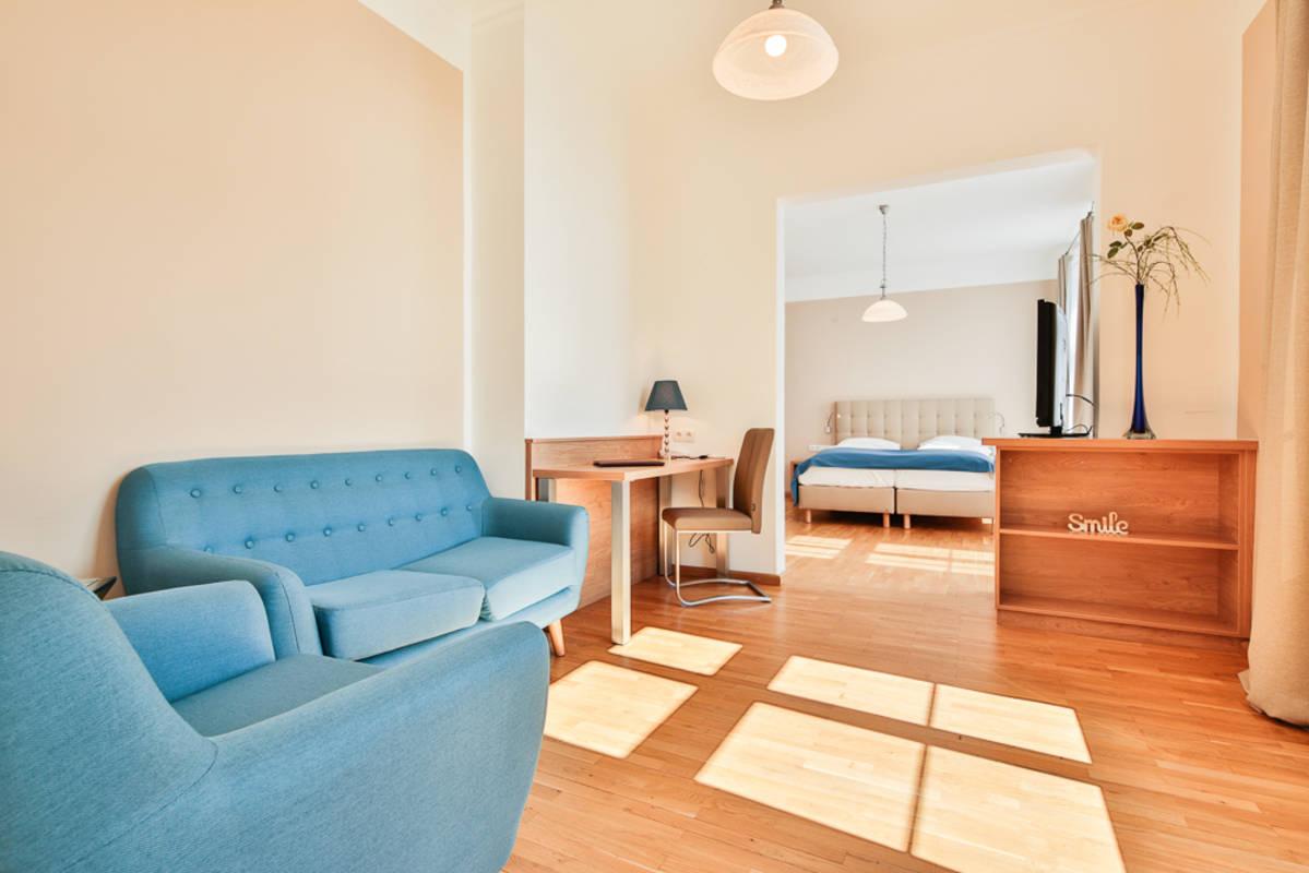 Hotel Unter den Linden Zimmer 208