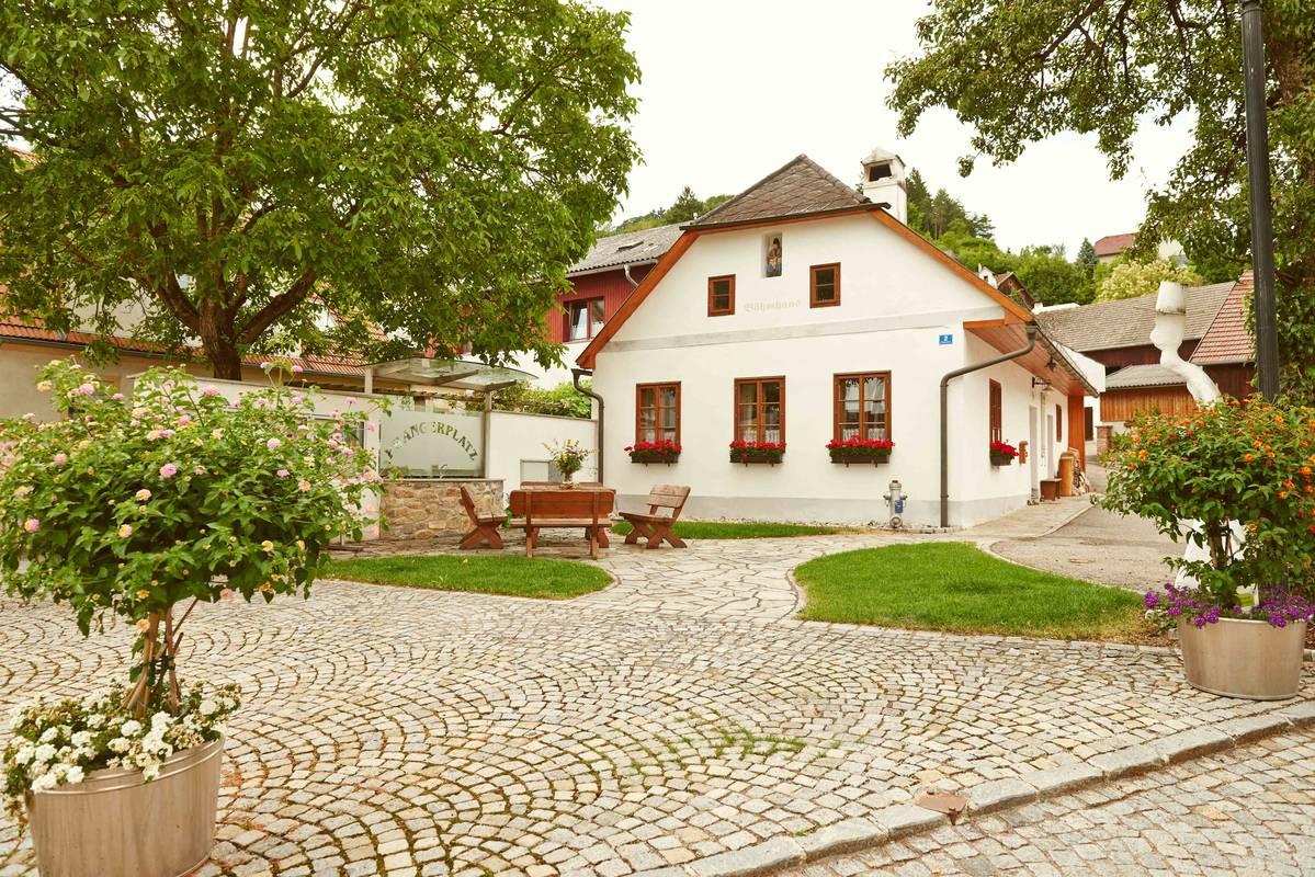 Prangerplatz Artstetten