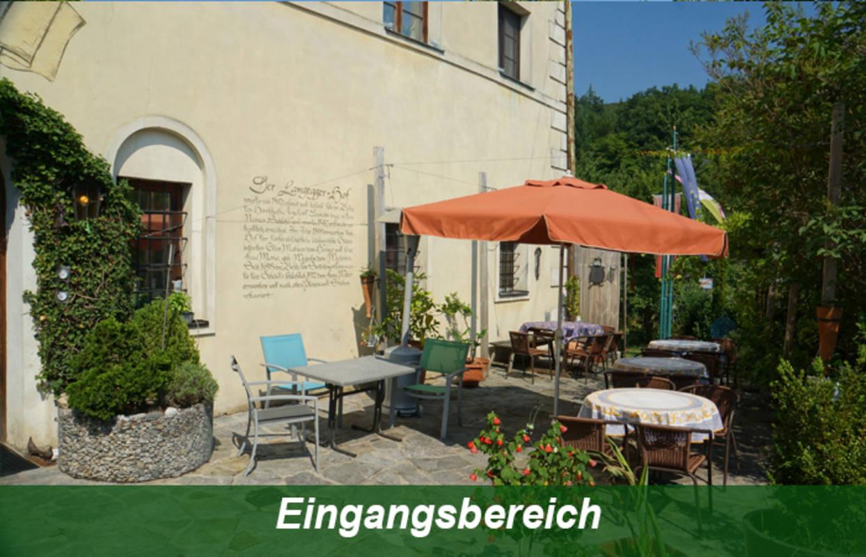Eingang Langeggerhof