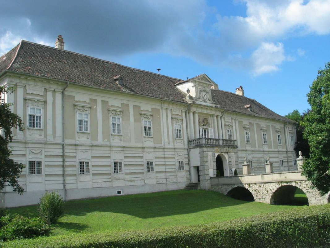 Schloss Rohrau, Römerland Carnuntum