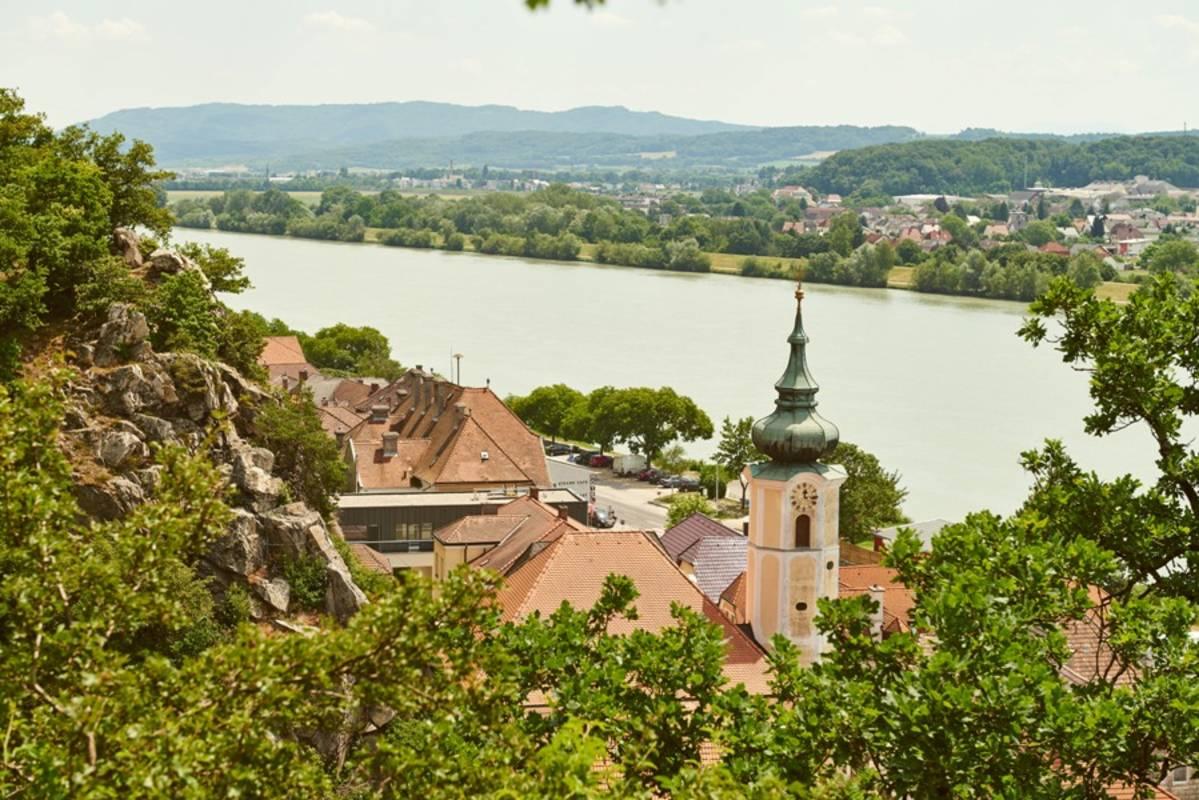 Marbach im Sommer