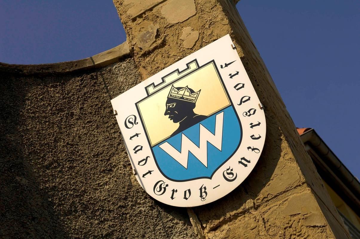 Wappen Stadtgemeinde Groß-Enzersdorf