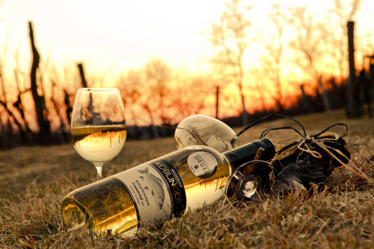 Wein vom Winzerhof Keiblinger