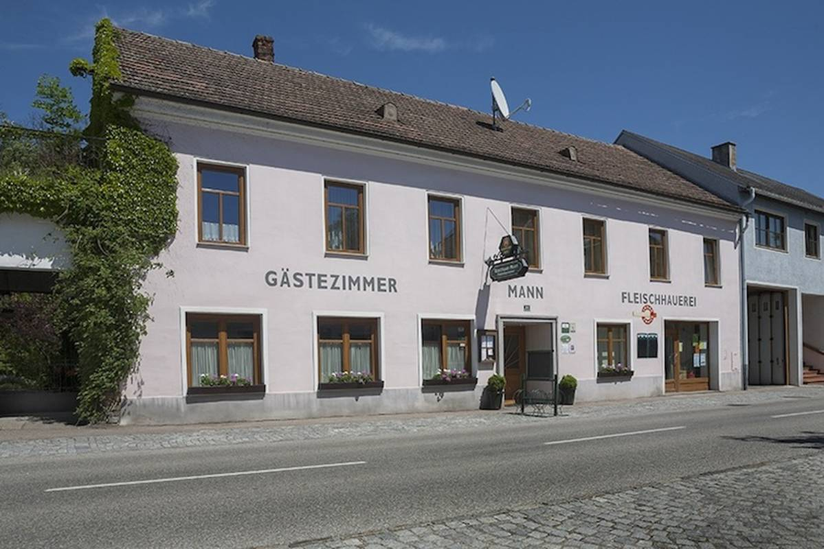 Traditioneller Landgasthof in Königsbrunn am Wagram
