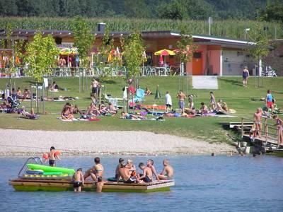 Badeteich Gottsdorf