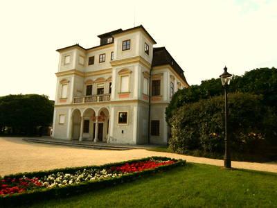 Bezirksmuseum im Belvedereschlössl