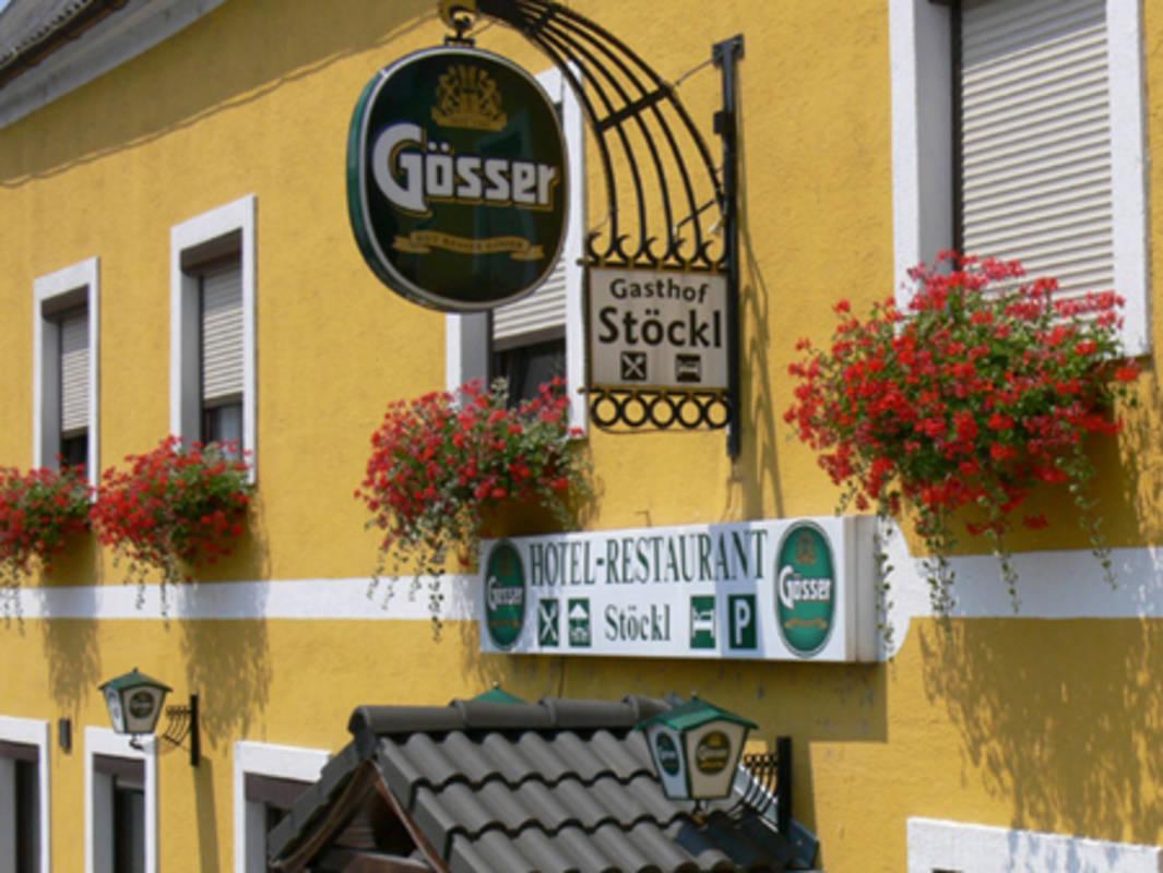Gasthof Stöckl Hauptplatzansicht