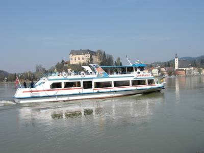 Die Donaunixe