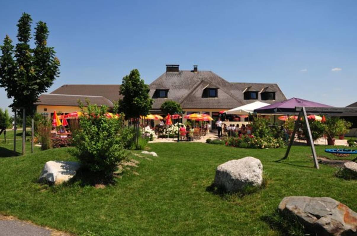 Donaurestaurant Terrasse
