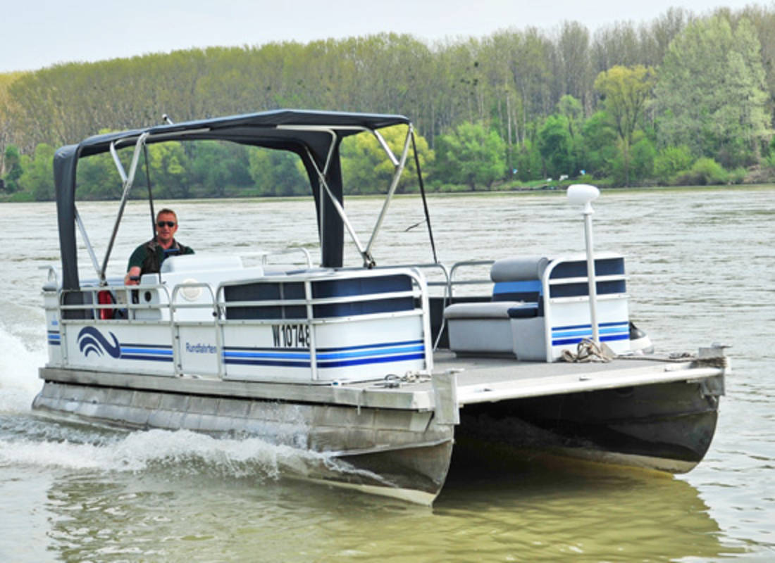Fähre Wiesbauer Orth/Donau
