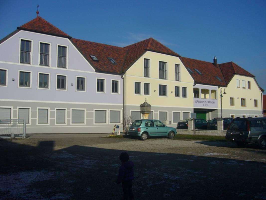 Gästehaus Weingut Eder
