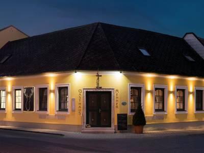 Gasthaus zum braunen Hirschen in Freundorf