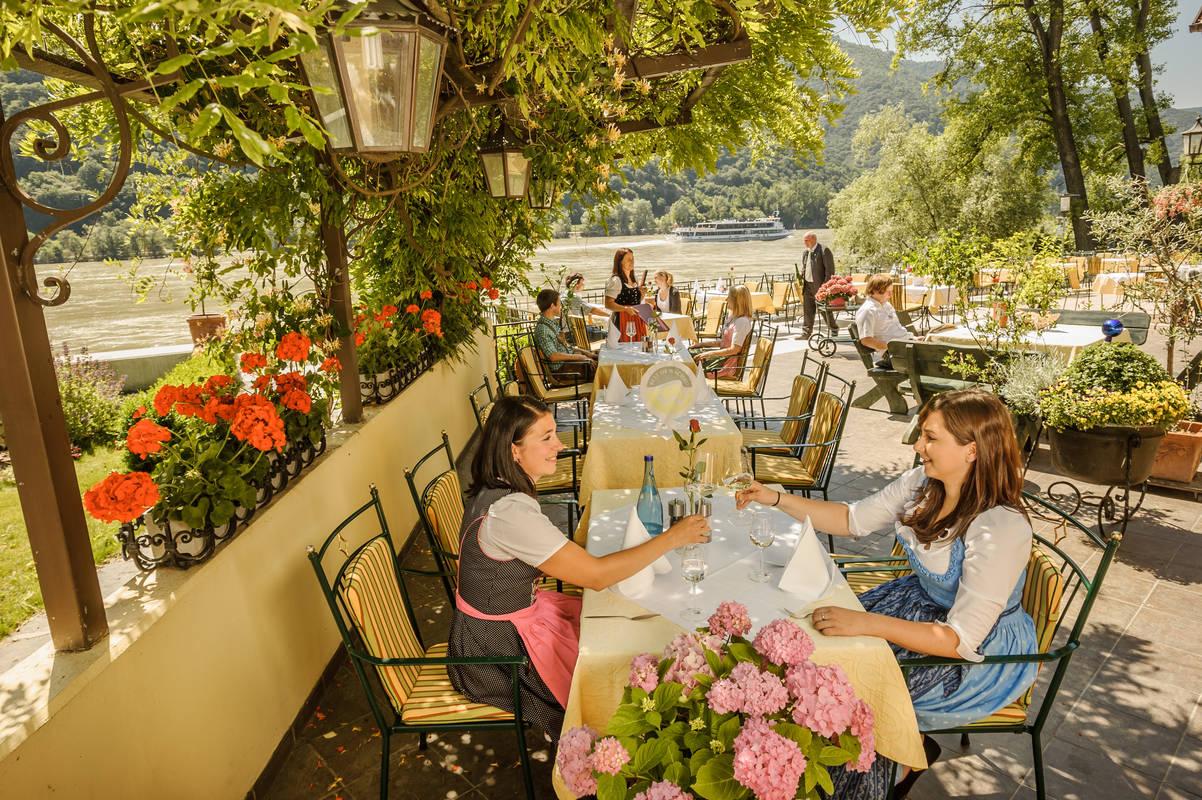 Garten Restaurant Heinzle