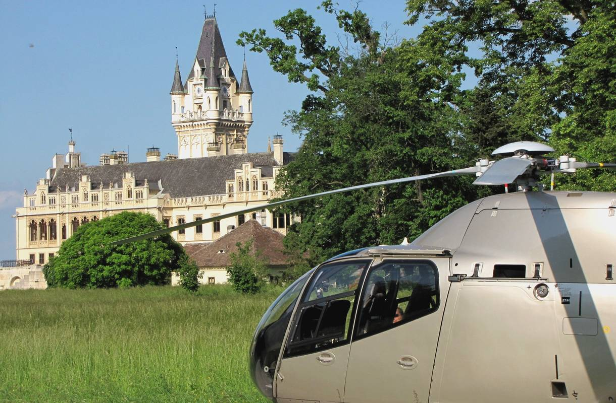 Helikopter Tours Austria