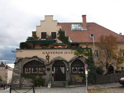 Gasthaus Jell am Hohen Markt in Krems