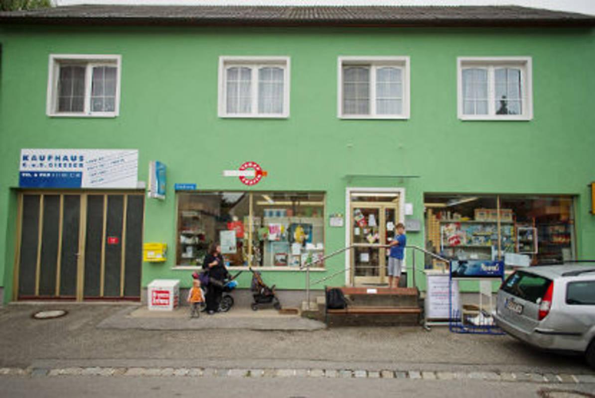 Kaufhaus - Privatzimmer Giesser