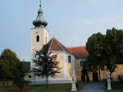 Wallfahrtskirche Wolfsthal