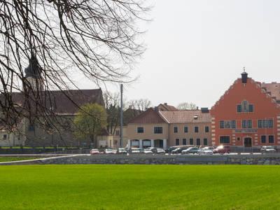 Neuer Rathausplatz eröffnet 2016