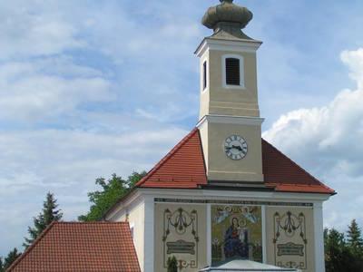 Wallfahrtskirche Maria Ellend