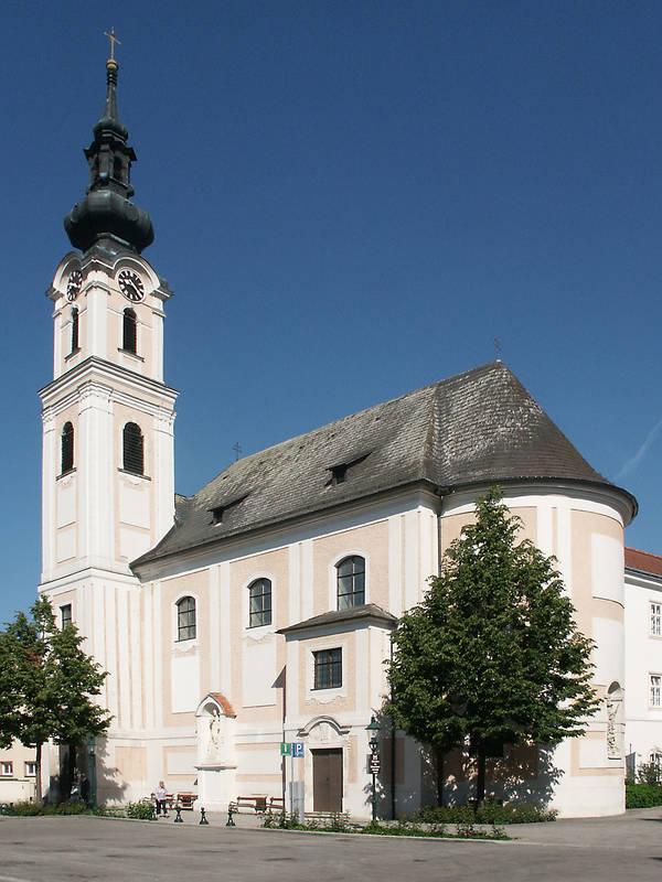 Minoritenkirche Tulln