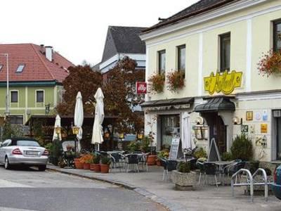 Gasthof Mostlandl Aussenansicht