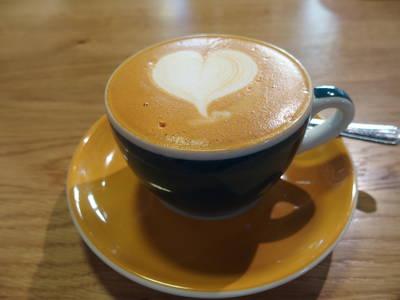 Kaffeegenuss im Kaffee Campus Krems