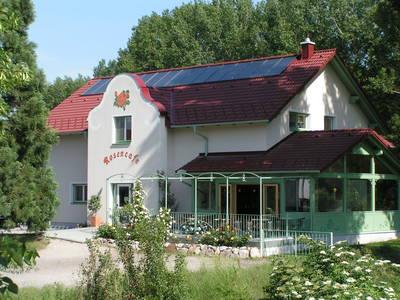 Rosenhotel**** Rosencafe-Tortenwerkstatt