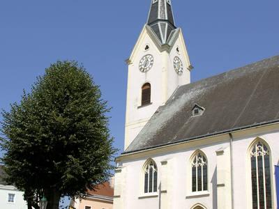 Stadtpfarrkirche St. Laurenz