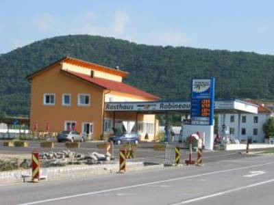 Tankstelle Robineau