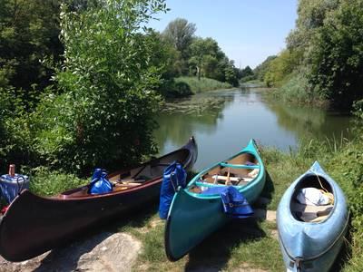 Canoe - canoe tours Tulln