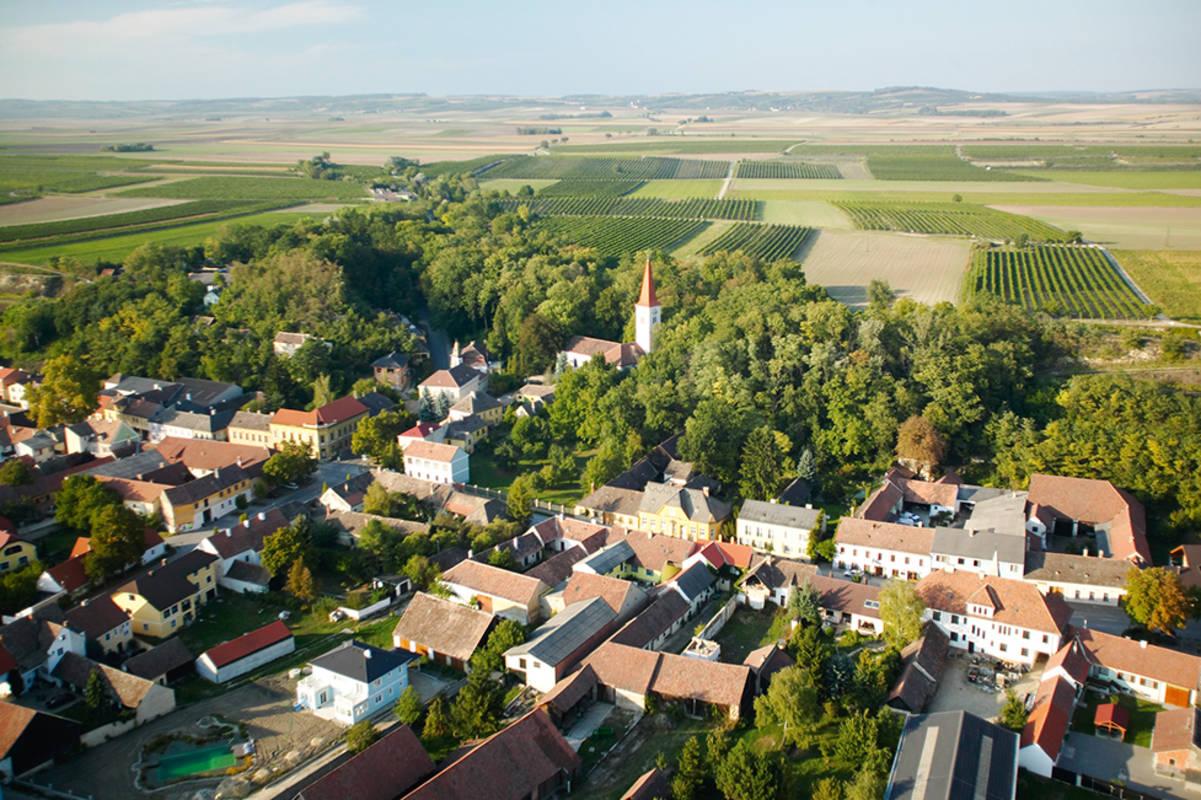 Blick über Königsbrunn