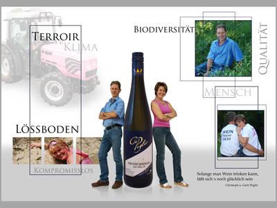 Weinkunst und Heuriger Pegler