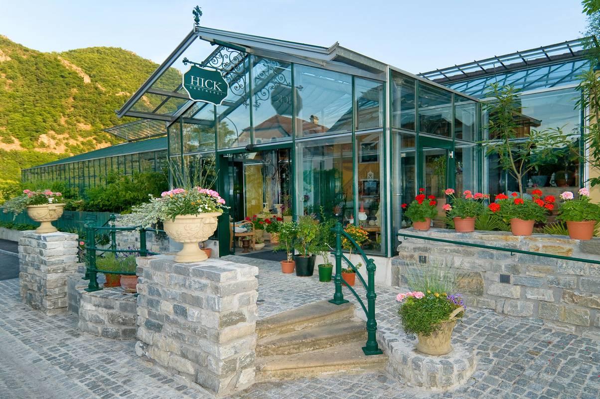 Gärtnerei Hick in der Wachau