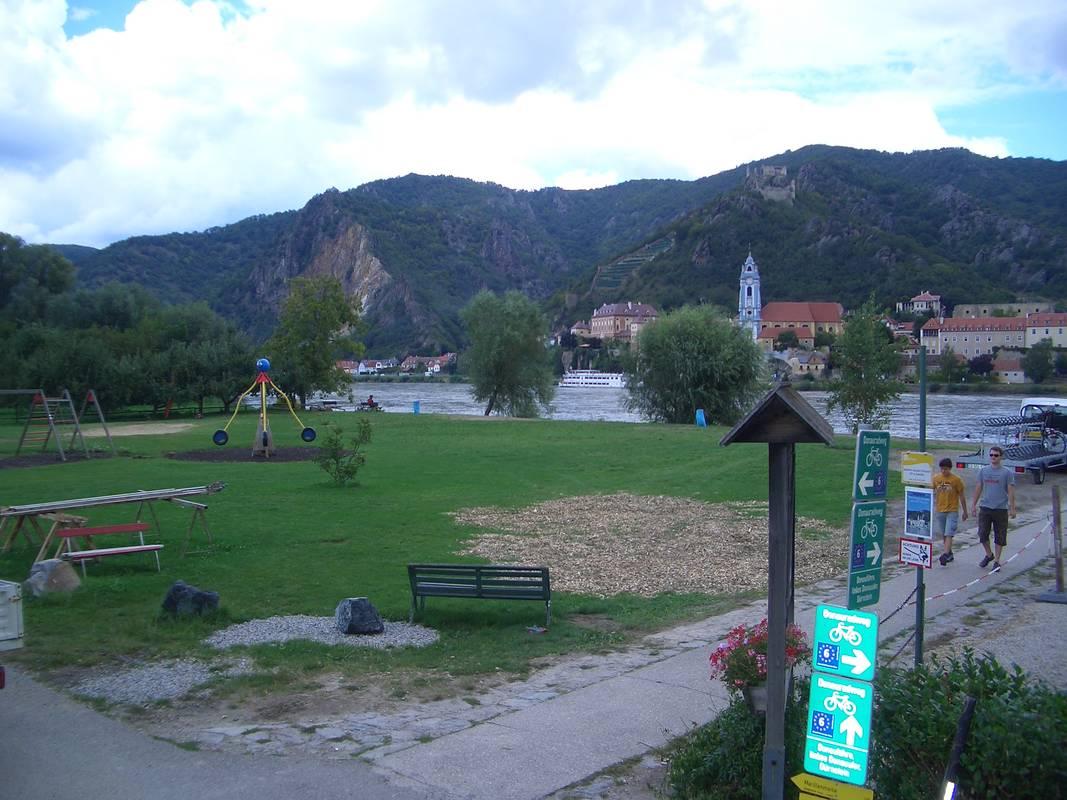 Badeplatz Rossatz