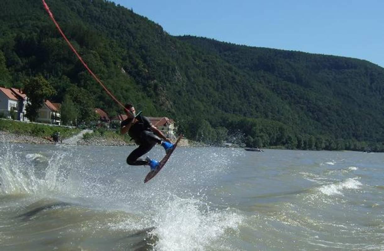 Wassersport Aggsbach Dorf