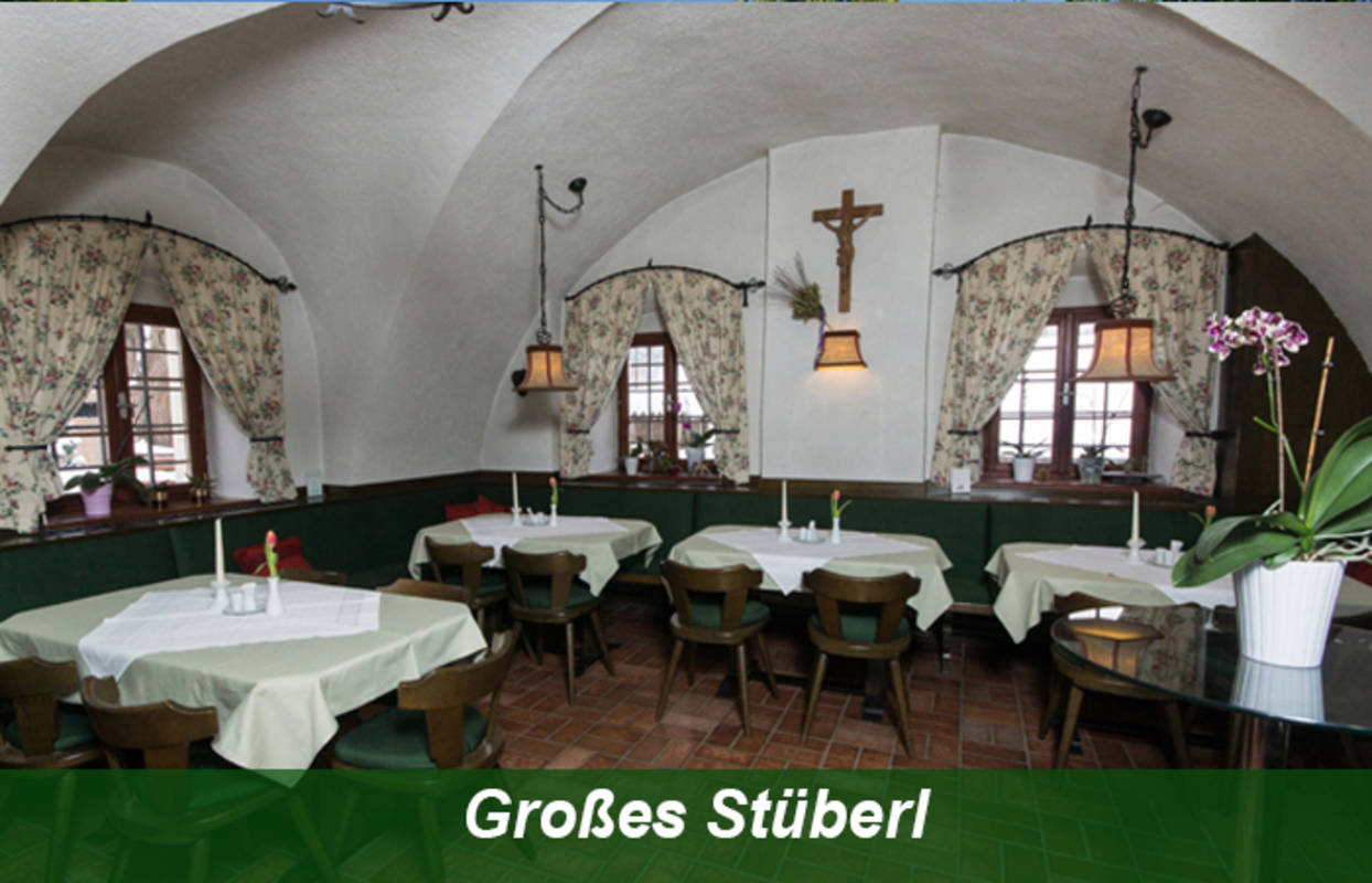 Grosses Stueberl