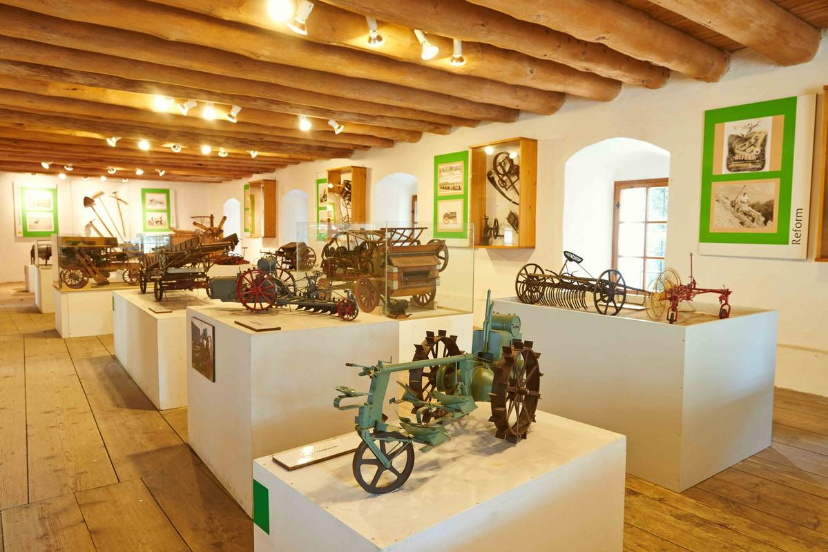 Landtechnik Museum Leiben
