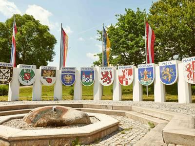 Nibelungendenkmal