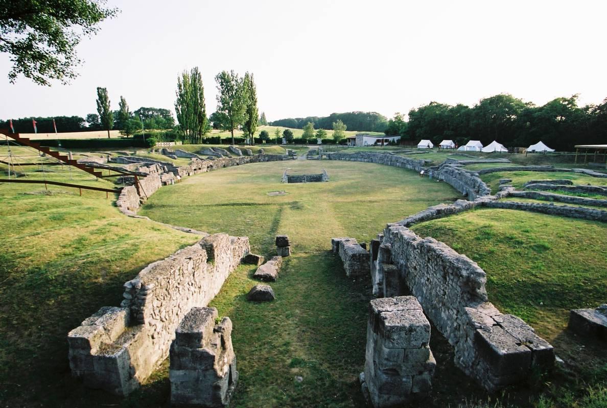 Amphitheater Militärstadt