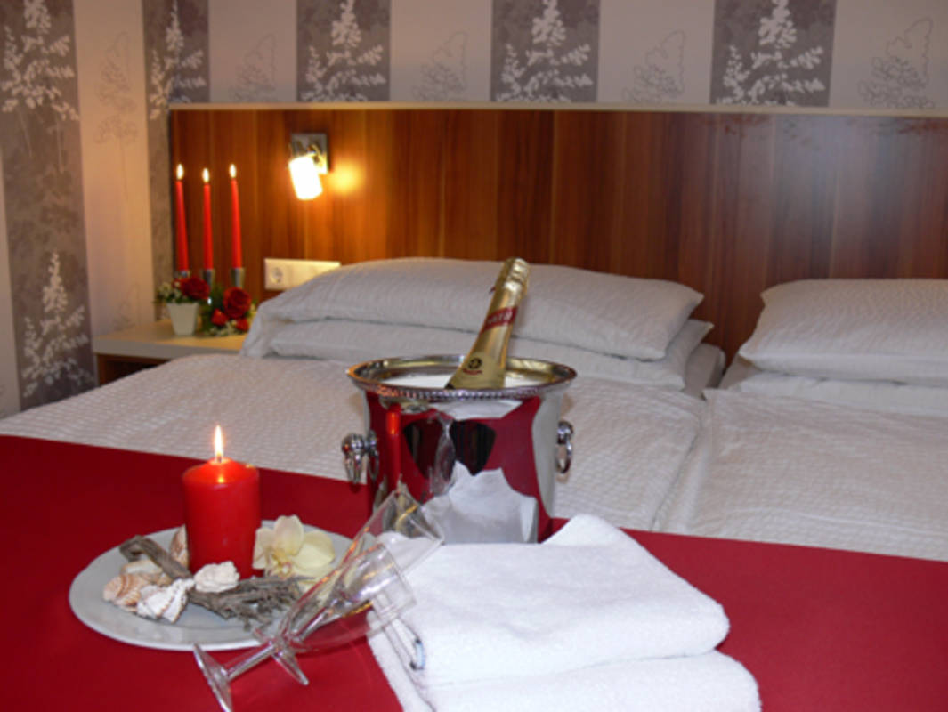 Gasthof Stöckl Hotelzimmer