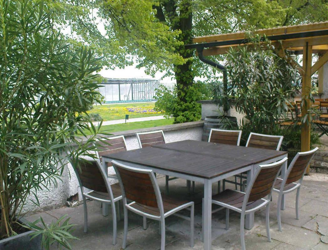 Sitzgruppe Garten