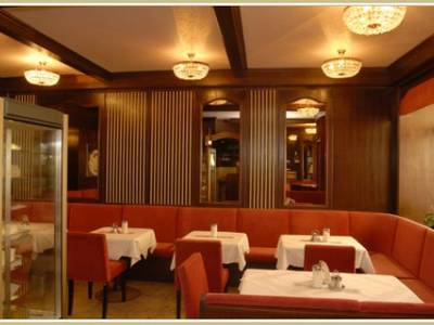 """Restaurant """"Zum Fürsten"""" Innenansicht"""