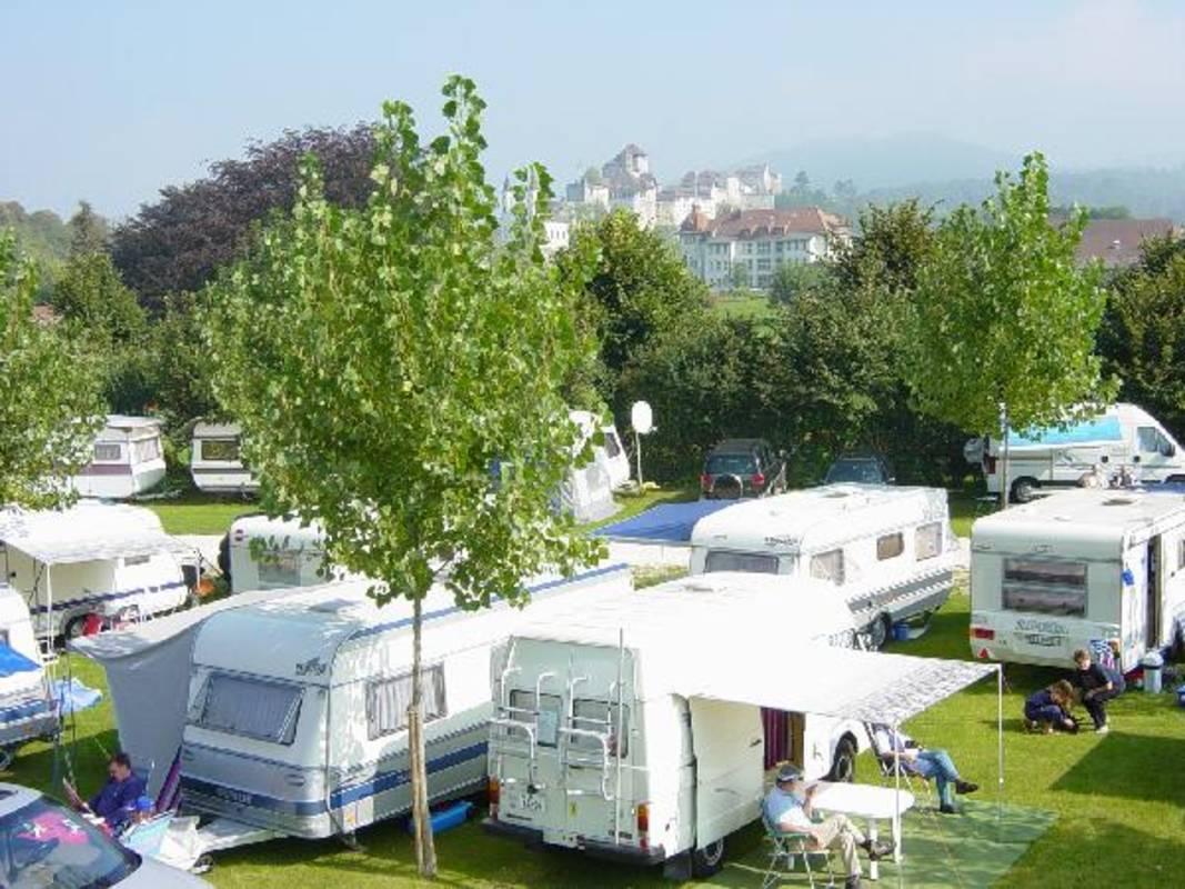 Campingplatz Melk